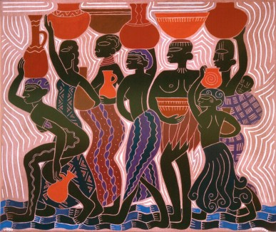 African Women in Agricultural